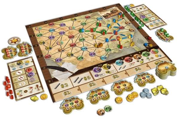 Pioneers - Spielmaterial