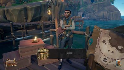Sea of Thieves, Rechte bei Microsoft Studios