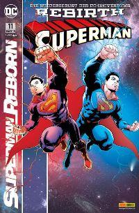Superman #11 - Superman: Reborn, Rechte bei Panini Comics