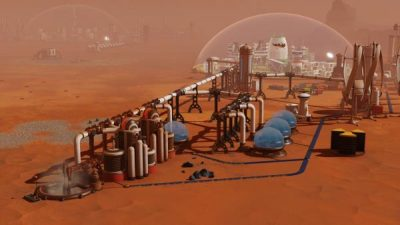 Surviving Mars, Rechte bei Paradox Interactive