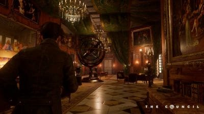 The Council, Rechte bei Focus Home Interactive