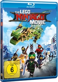 The LEGO Ninjago Movie, Rechte bei Warner Bros.