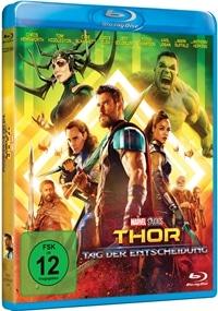 Thor: Tag der Entscheidung, Rechte bei Marvel Studios / Disney