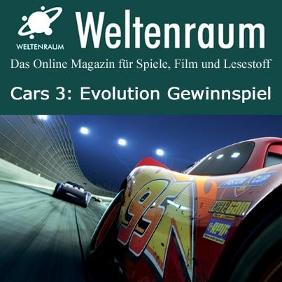 Gewinnspiel Cars 3