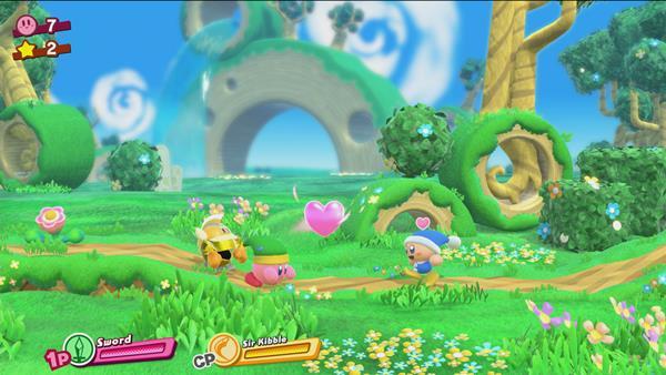 Kirby Star Allies Bild 1