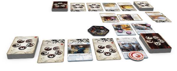 Legend of the 5 Rings: LCG - Grundspiel, Rechte bei Asmodee