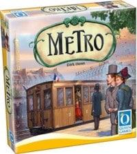 Metro - Cover