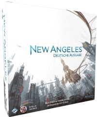 New Angeles - Box Cover