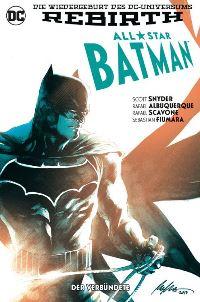 All-Star Batman #3: Der Verbündete, Rechte bei Panini Comics