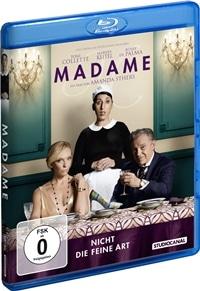 Madame - Nicht die feine Art, Rechte bei Studio Canal