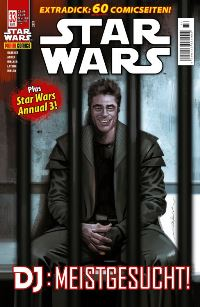 Star Wars #33 : Die letzten Jedi, Rechte bei Panini Comics