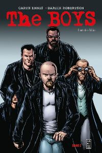 The Boys: Gnadenlos-Edition Band 2, Rechte bei Panini Comics