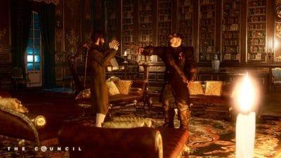 The Council, Rechte bei Focus Home Interactive