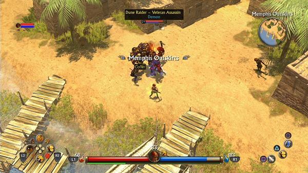 Titan Quest Bild 1