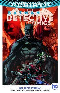 Batman - Detective Comics #2: Das Opfer-Syndikat, Rechte bei Panini Comics
