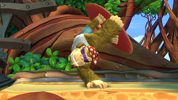 Donkey Kong Country Tropical Freeze Bild 2