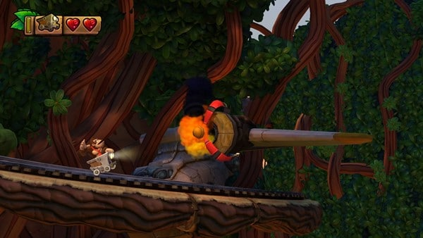 Donkey Kong Country Tropical Freeze Bild 3