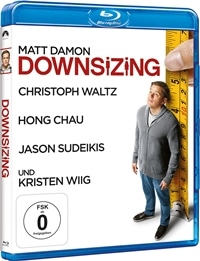 Downsizing, Rechte bei Paramount