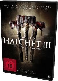 Hatchet III, Rechte bei Tiberius Film