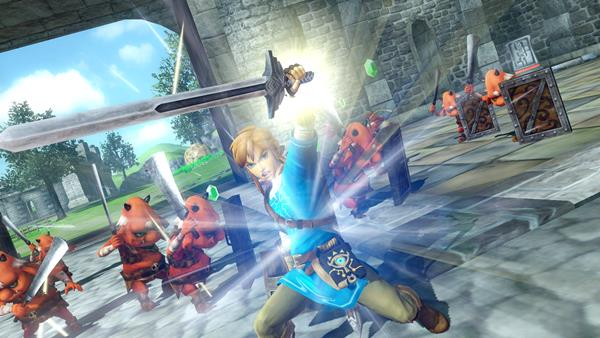 Hyrule Warriors DC Bild 1