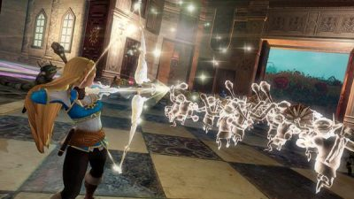 Hyrule Warriors Definitive Collection, Rechte bei Nintendo