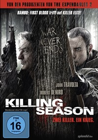 Killing Season, Rechte bei Splendid Film