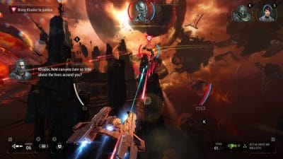 Manticore - Galaxy on Fire, Rechte bei Deep Silver Fishlabs