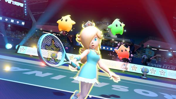 Mario Tennis Aces Bild 1