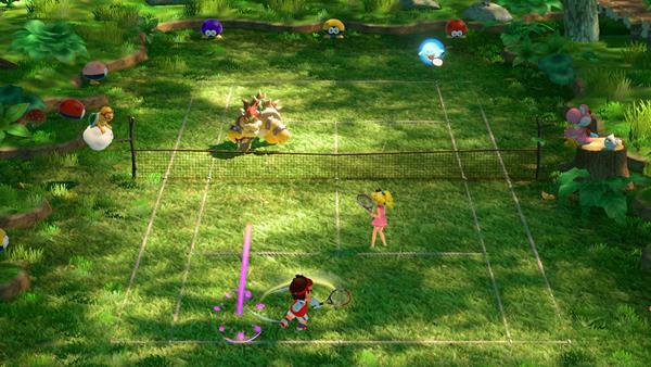 Mario Tennis Aces Bild 2