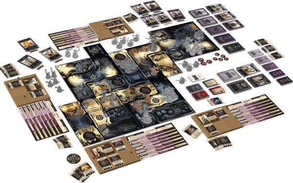 Massive Darkness - Spielmaterial