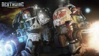 Space Hulk: Deathwing - Enhanced Edition von Focus Home Interactive
