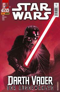 Star Wars #34: Darth Vader: Der Auserwählte, Rechte bei Panini Comics