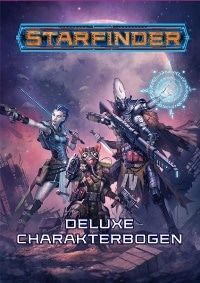 Starfinder Deluxe-Charakterbogen, Rechte bei Ulisses Spiele