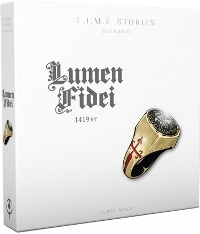 Time Stories - Lumen Fidei - Cover