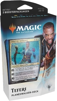 Magic: The Gathering: Dominaria Planeswalker Deck, Rechte bei Wizards of the Coast
