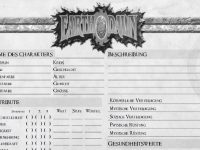 Earthdawn: Chronik der Legende