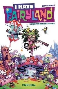 I hate Fairyland #1: Verrückt bis an ihr seliges Ende, Rechte bei popcom