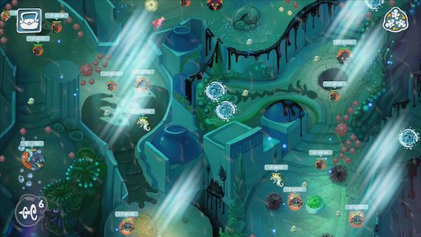 Squids Odyssey Bild 2