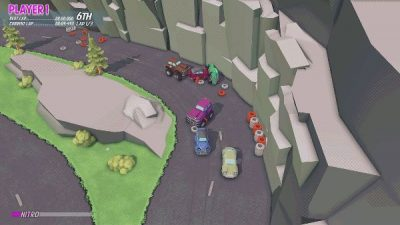 Wheelspin Frenzy, Rechte bei Mental Moose Games