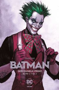 Batman: Der Dunkle Prinz – Band 2, Rechte bei Panini Comics