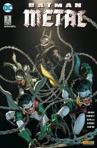 Batman Metal #3, Rechte bei Panini Comics