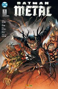 Batman Metal #4, Rechte bei Panini Comics