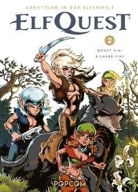 ElfQuest – Abenteuer in der Elfenwelt, Band 2, Rechte bei popcom