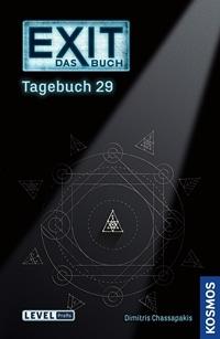 EXIT - Das Buch - Tagebuch 29, Rechte bei Kosmos