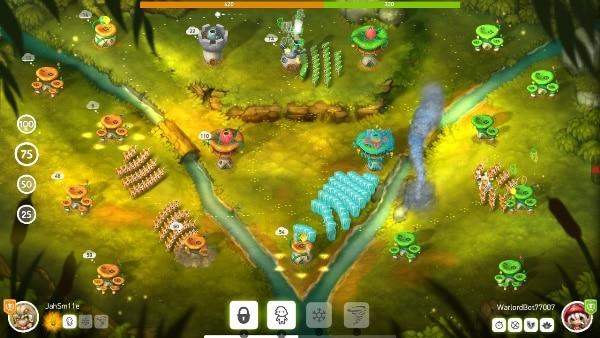 Mushroom Wars 2 Bild 1