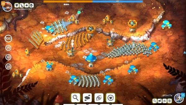 Mushroom Wars 2 Bild 2