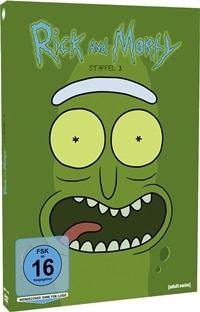 Rick and Morty - Staffel 3, Rechte bei Studio Hamburg