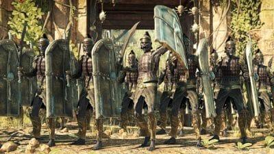 Strange Brigade, Rechte bei Rebellion