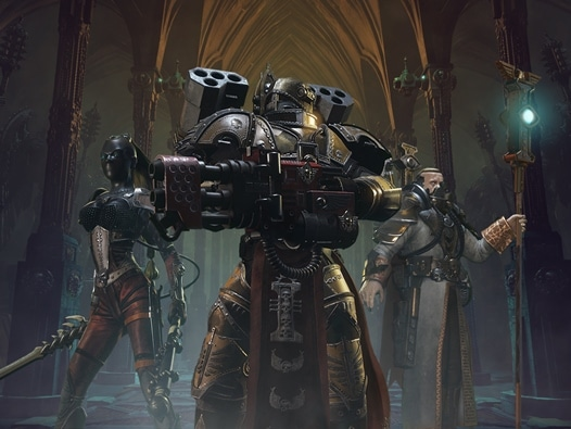 W40k Inquisitor – Martyr