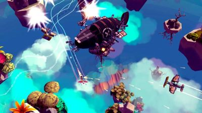 Airheart - Tales of Broken Wings, Rechte bei Blindflug Studios